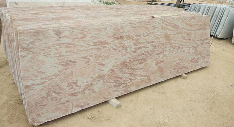Sathur Pink Slabs Polished Granite Slabs