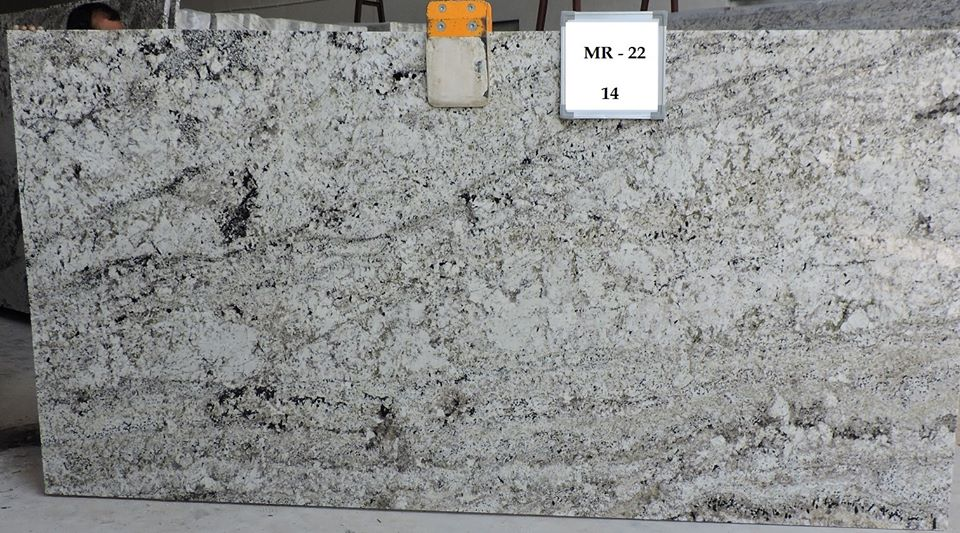 Savannah White Granite Slabs Indian White Granite Slabs with High Quality