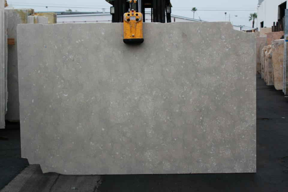 Seagrass Grey Limestone Slabs