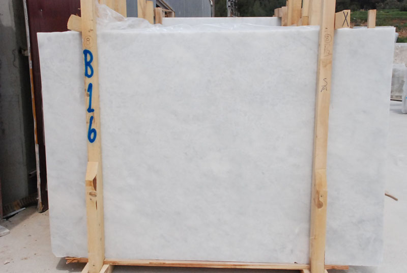 Sedef White Marble Slabs Turkish White Marble Polished Slabs