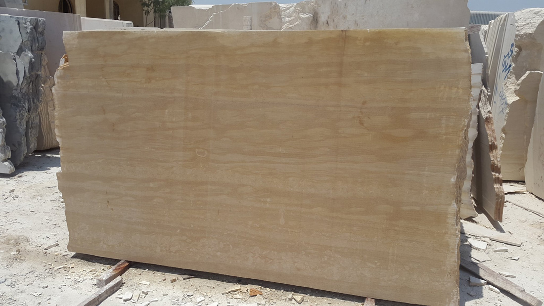 Serbjante Marble Honed Slabs from Egyptian Stone Supplier