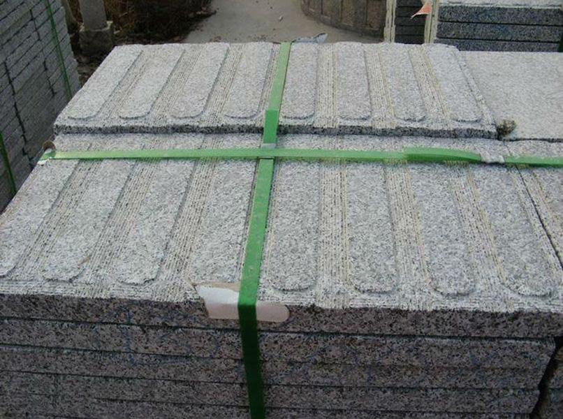 Sesame White Granite Paving Stone