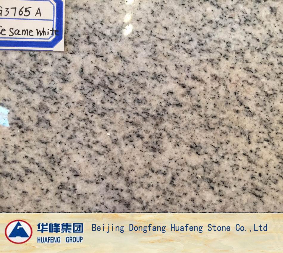 Sesame White Granite Walling Tiles