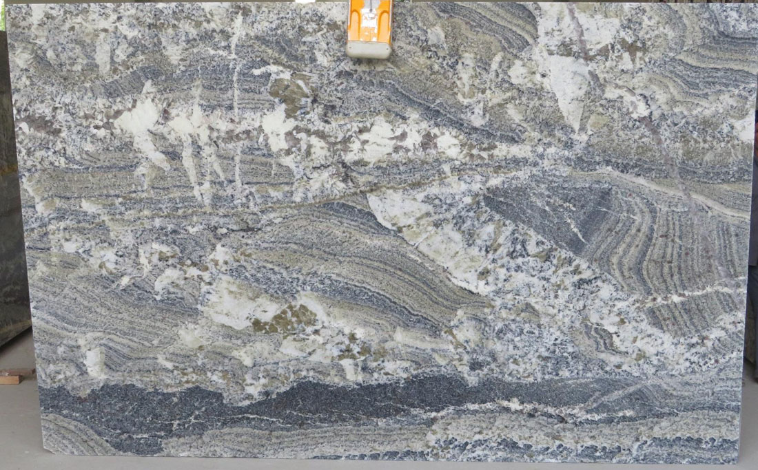 Shadow Blue Granite Polished Slabs