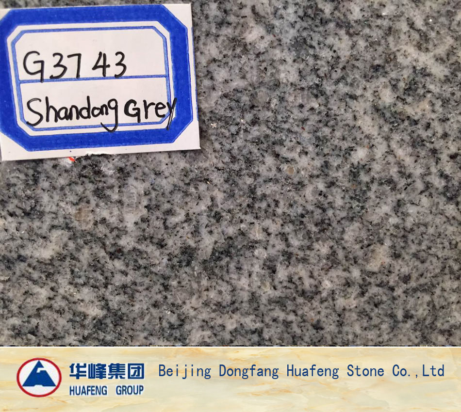 Shandong Light Grey Stone Floor Tiles