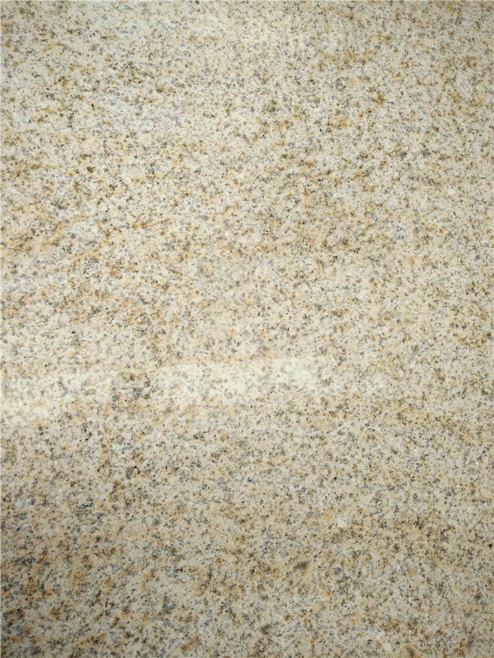 Shandong Rusty Granite Color