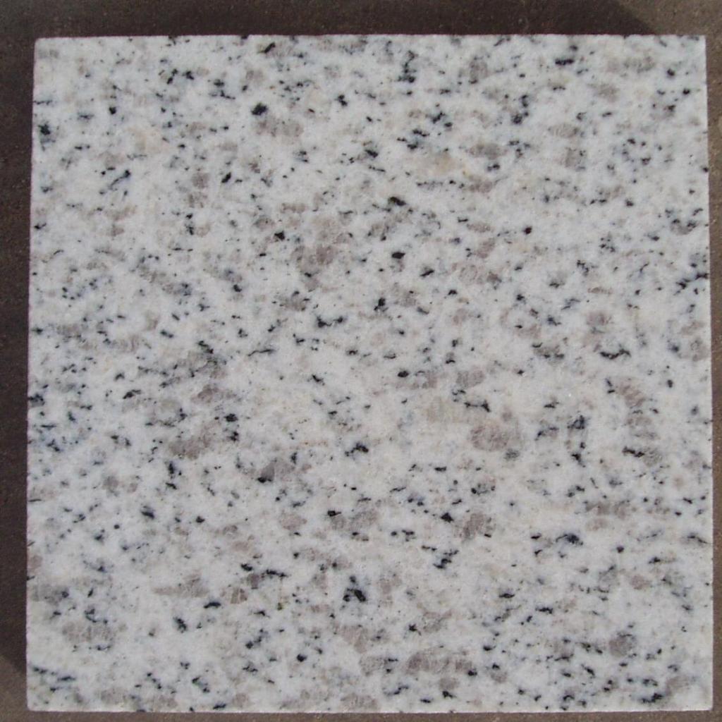 Shandong White Pearl Granite Tiles