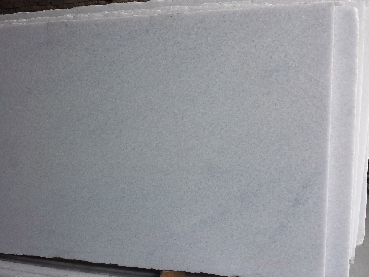 Shanxi Crystal White Marble Slabs