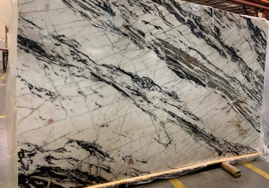 Siberian White Quartzite Slab Brazil Polished Quartzite Stone Slabs