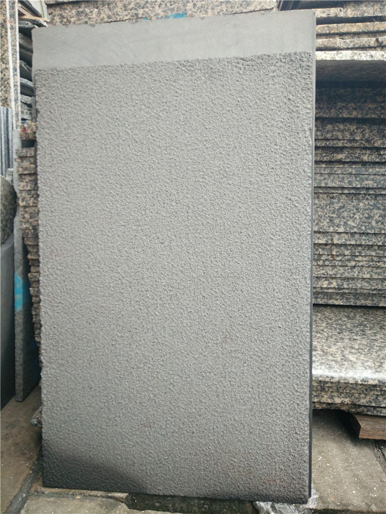 Sichuan Black Sandstone Paving Stone