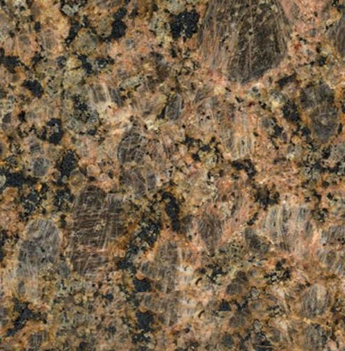 Sierra Brown Granite