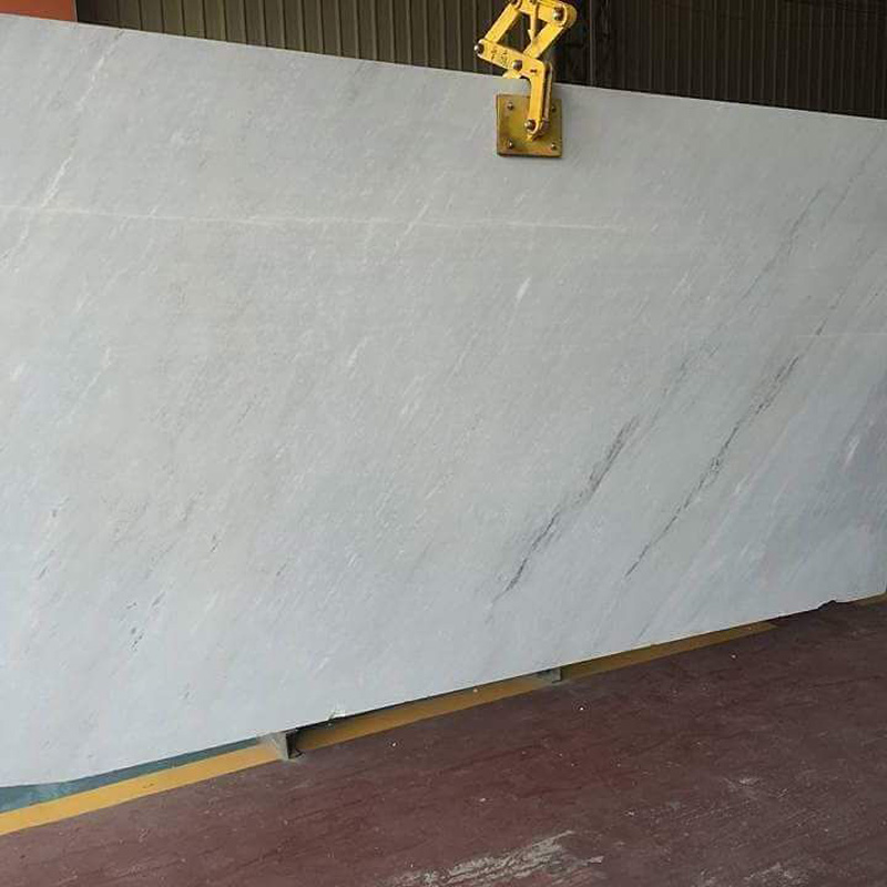Silk White Quartzite Slab Natural Stone Slabs