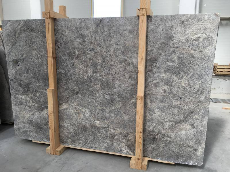 Silver Cross Cut Travertine Slabs