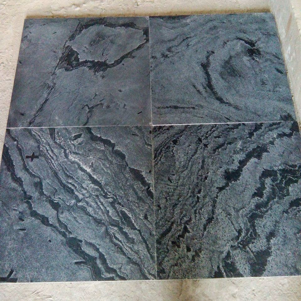 Silver Grey Slates Grey Slates Tiles from India