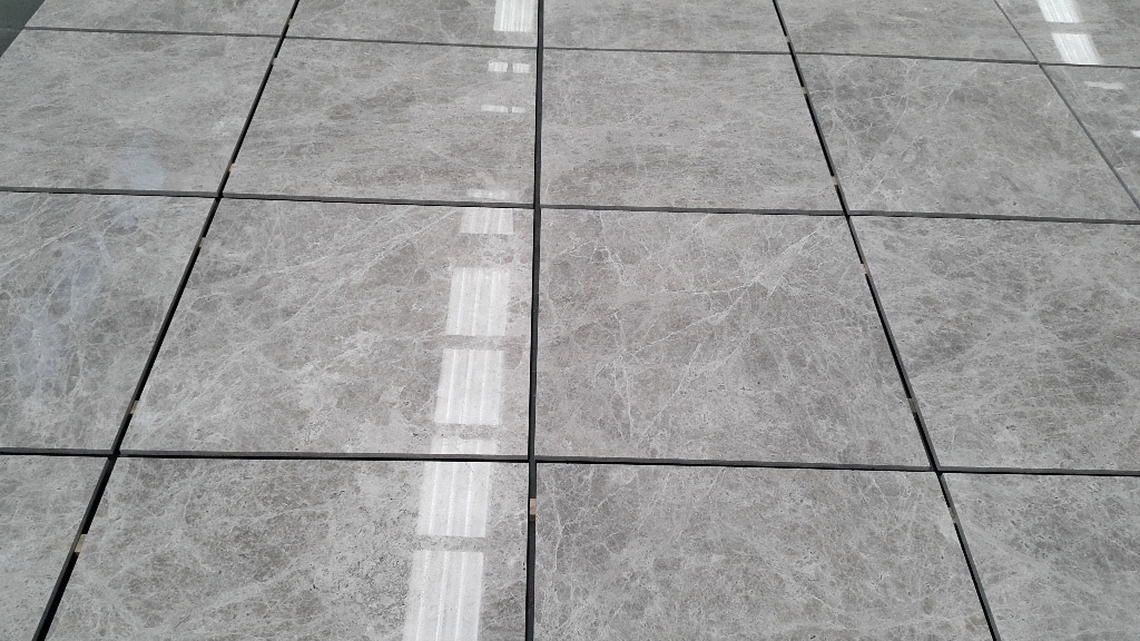 Silver Marble Tiles Competitive Grey Marble Tiles for Flooring