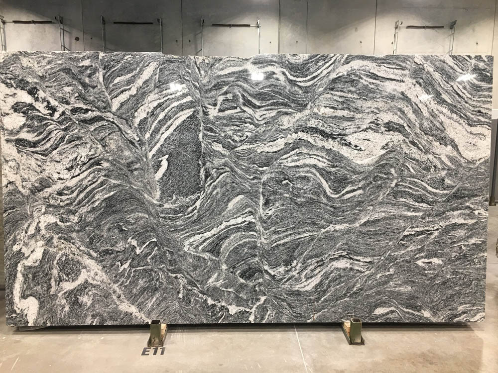 Silver River Granite Slabs Grey Polished Granite Slabs