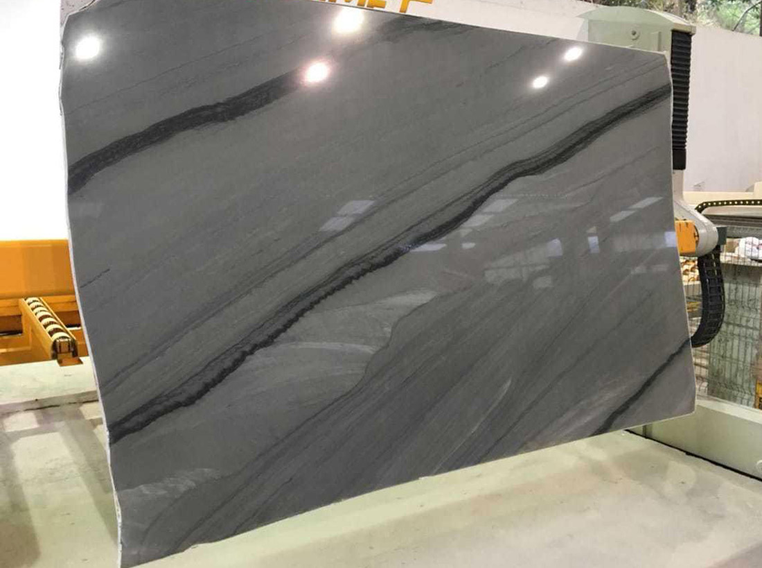 Silver Shadow Quartzite Polished Slabs