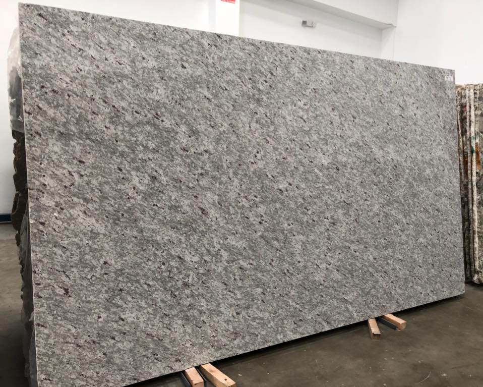 Silver Star Granite Slabs for Kitchen Countertops
