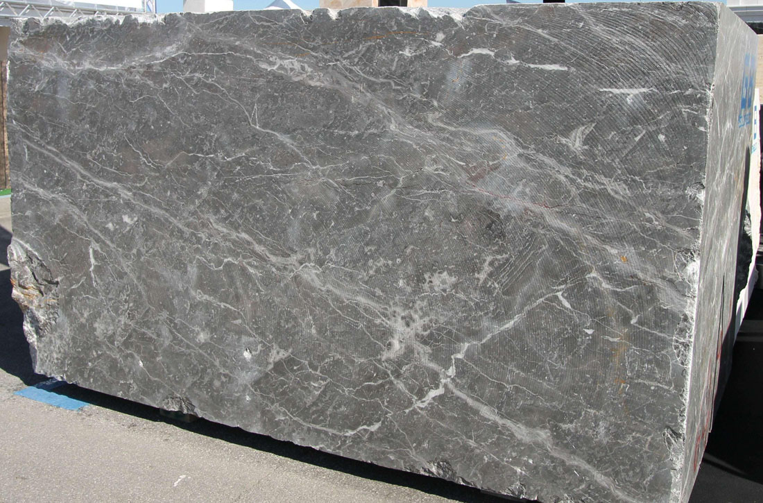 Silver Storm Marble Blocks Grey Marble Blocks from Italy