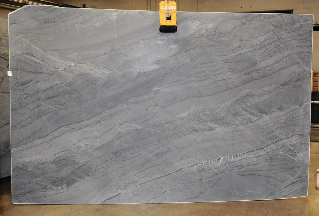 Silverado 3cm Leather Grey Quartzite Stone Slabs for Countertops
