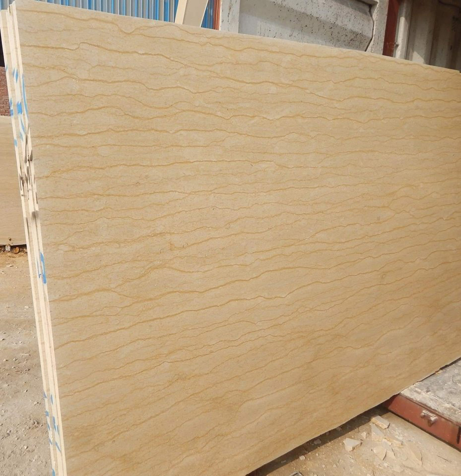 Silvia Marble Egypt Yellow Marble Slabs