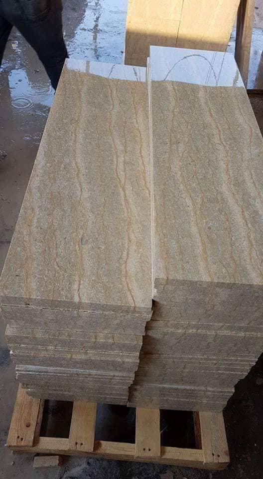 Silvia Marble Tiles Beige Flooeing Tiles