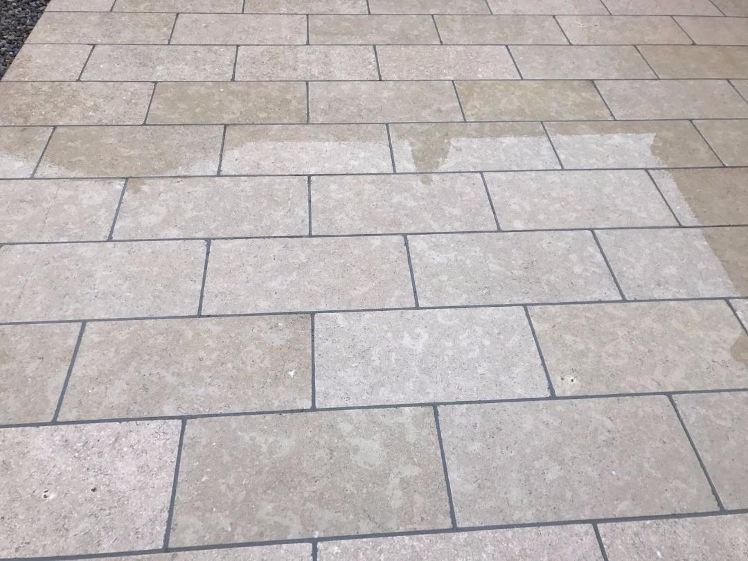 Sinai Pearl Tumbled Marble Tiles