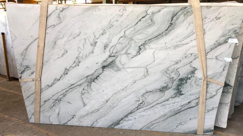 Sirius White Quartzite Slabs White Polished Quartzite Stone Slabs