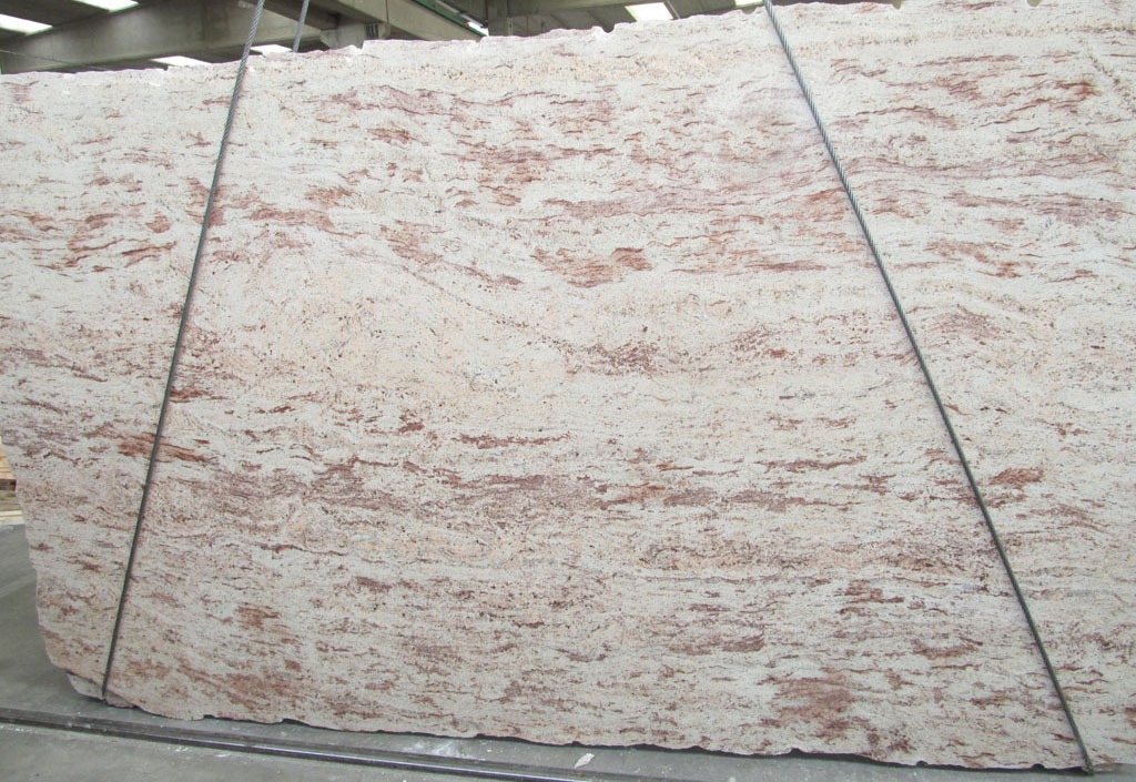 Sivakasi Ivory Granite Slabs Indian Granite Slabs with Competitive Price
