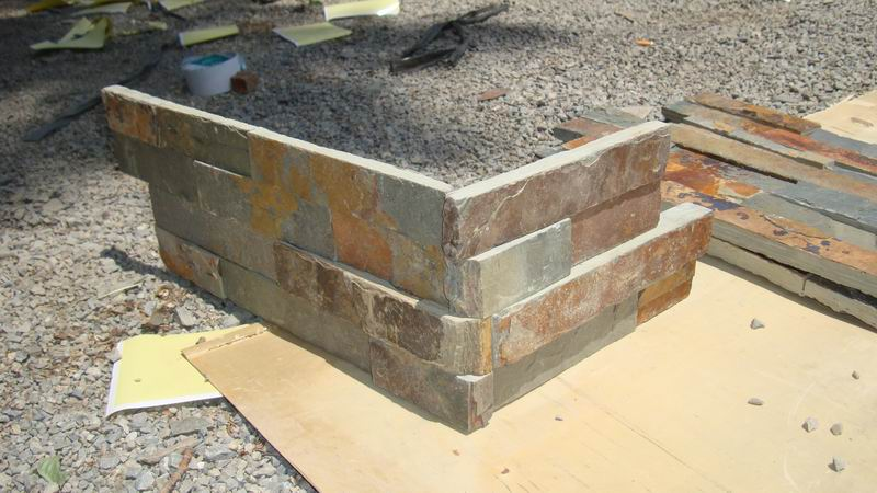 Slate Rusty Culture Stone