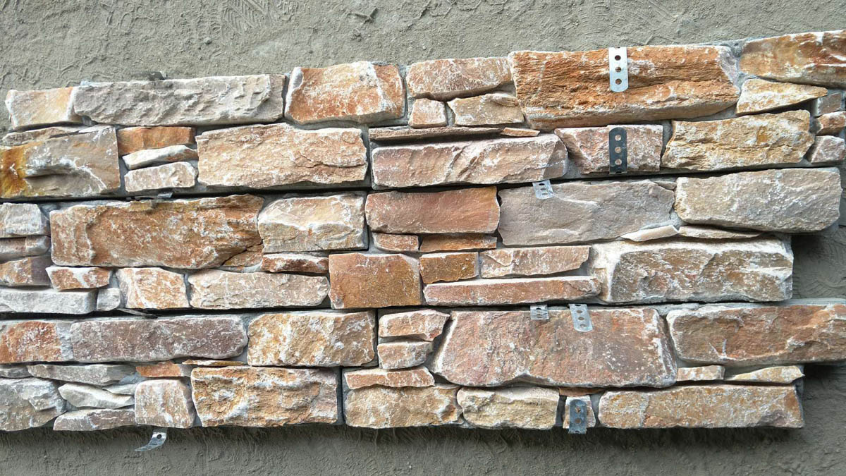 Slate Walling Stone for Interior or Exterior Wall