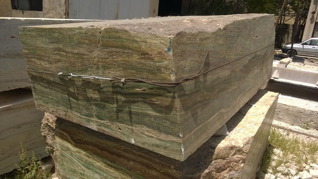 Smeraldo Onyx Green Onyx Natural Stone Blocks