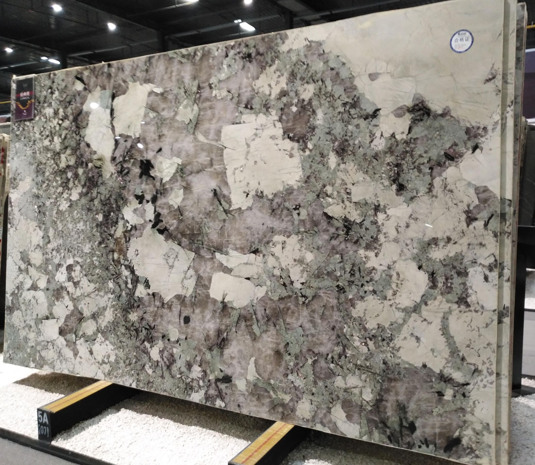 Snow Orchid Granite Slabs with Top Quality