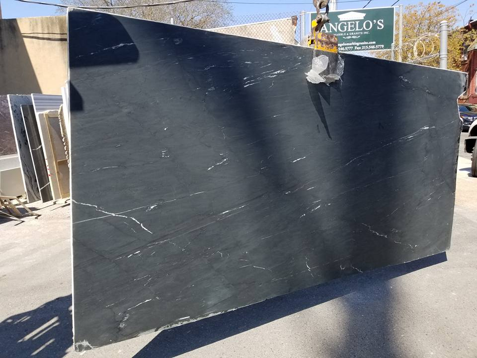 Soapstone Leathered and Honed Slabs
