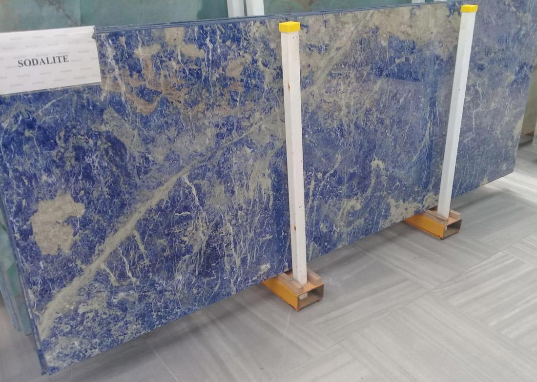 Sodalite Granite Slabs Top Quality Blue Granite Slabs
