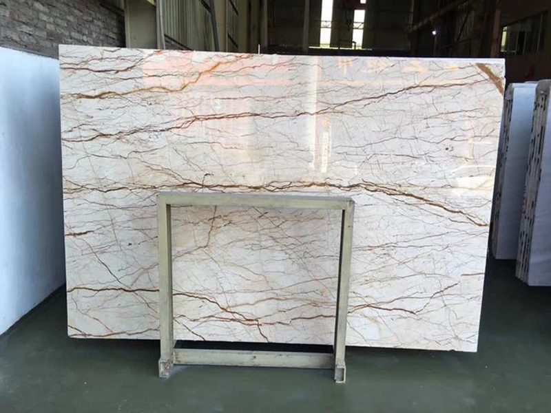 Sofita Beige Natural Marble Slabs