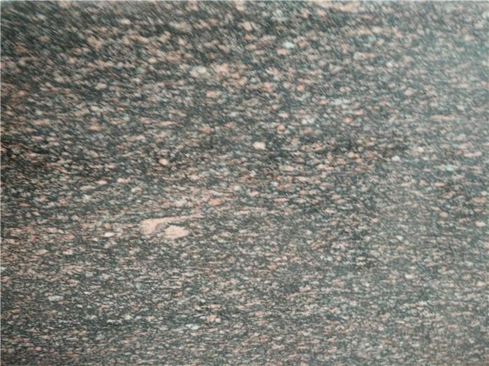 Sorghum Red Granite Color
