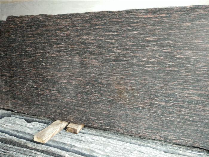 Sorghum Red Granite Polished Countertops