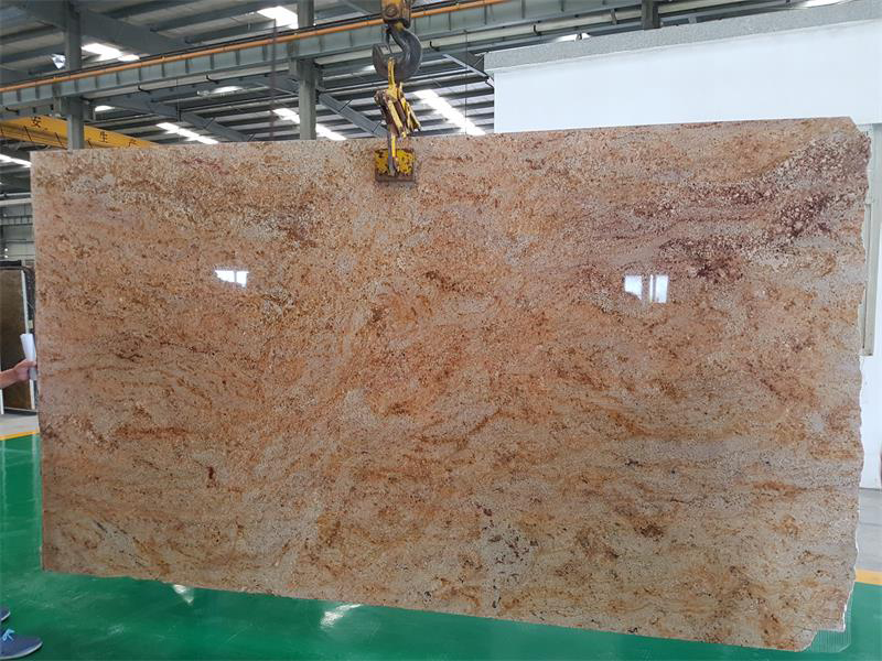 Sorlious Slabs Polished Pink Granite Slabs