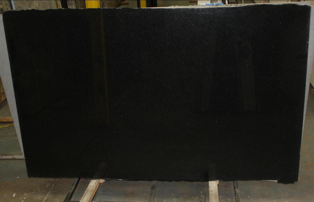 Spain Andes European Black Leather Granite Slabs