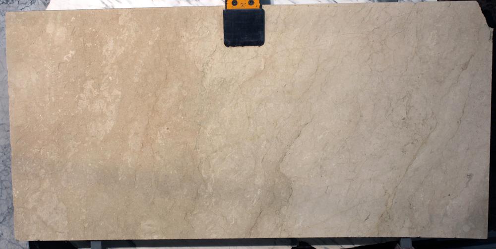 Spain Beige Polished Marble Slab Crema Marfil Marble Slabs