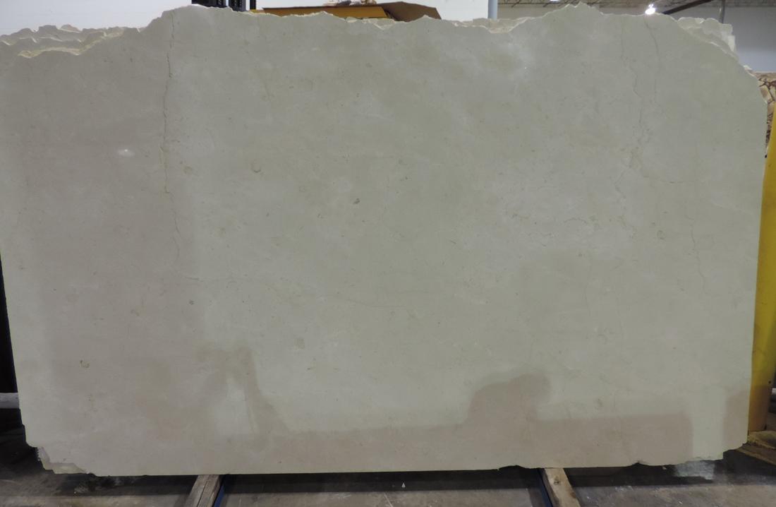 Spain Cream Marfil Marble Slabs Polished Beige Natural Stone Slabs
