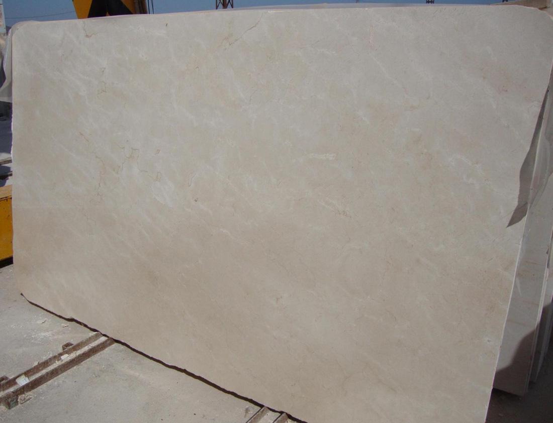 Spain Crema Marfil Marble Beige Slabs Polished Marble Slabs for Floors