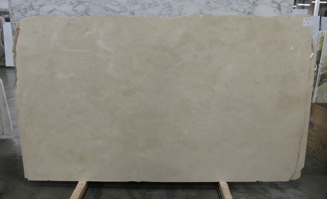 Spain Crema Marfil Slabs Beige Marble Stone Slabs