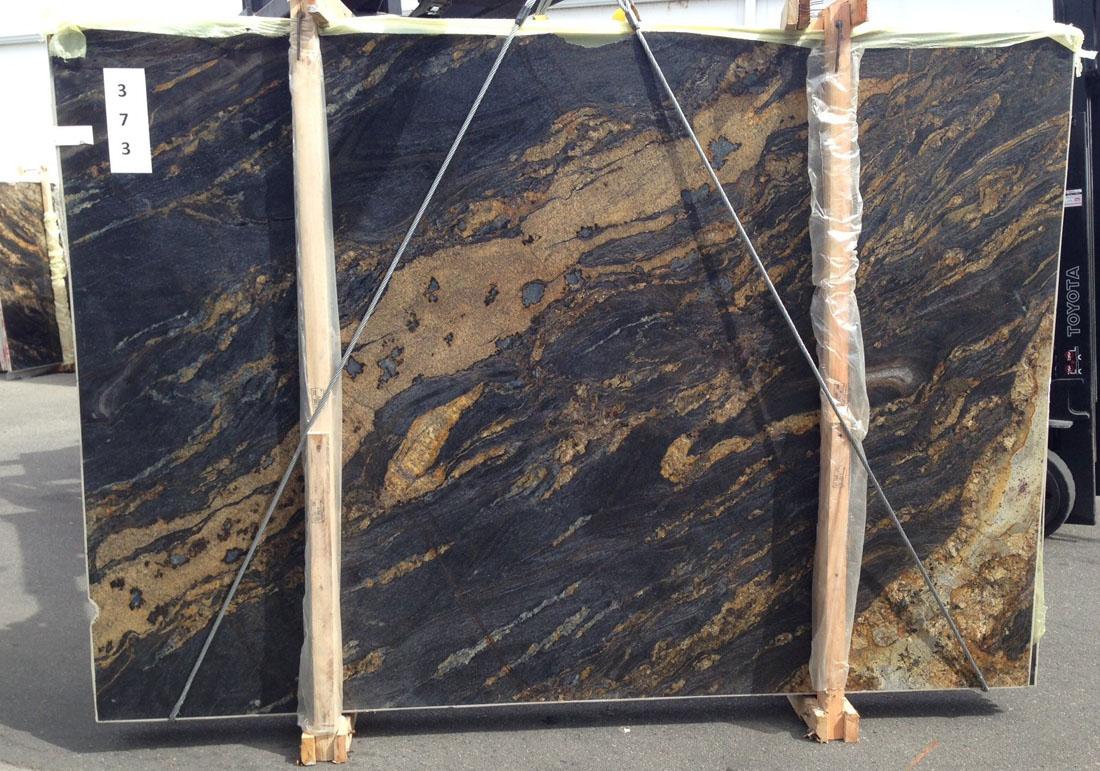 Spectrus Leather Granite Slab Brazil Granite for Countertops