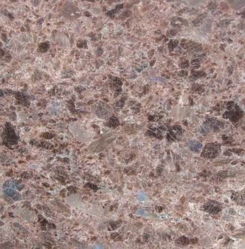 Spektrolite Brown Granite