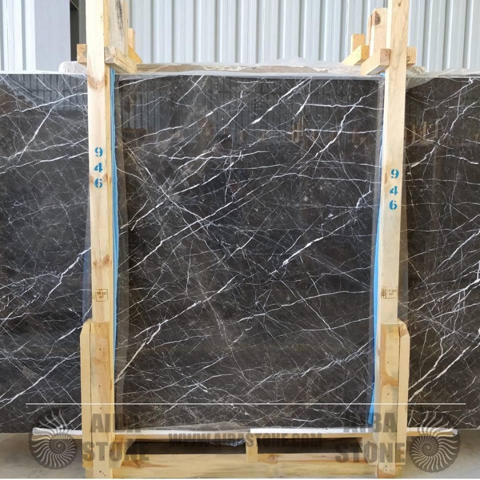 Spider Brown Marble Slabs Turkish Marble Slabs