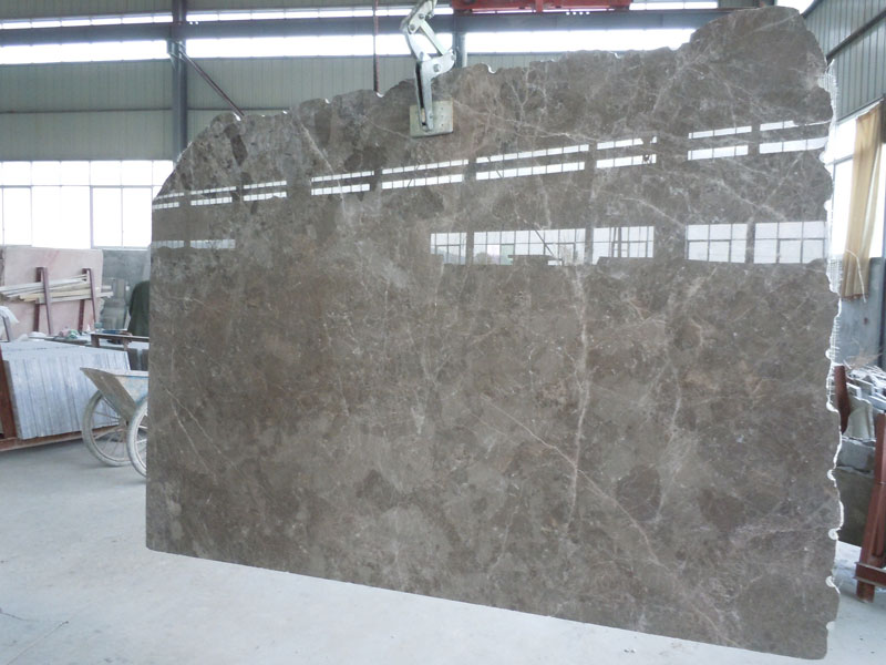Spider Grigio Slab Polished Grey Marble Stone Slabs