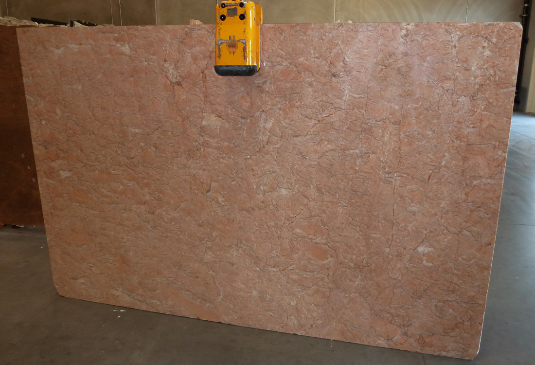Spring Rose Marble Slabs Polished Red Marble Stone Slabs