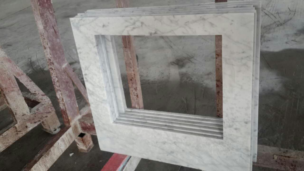 Square Marble Countertops